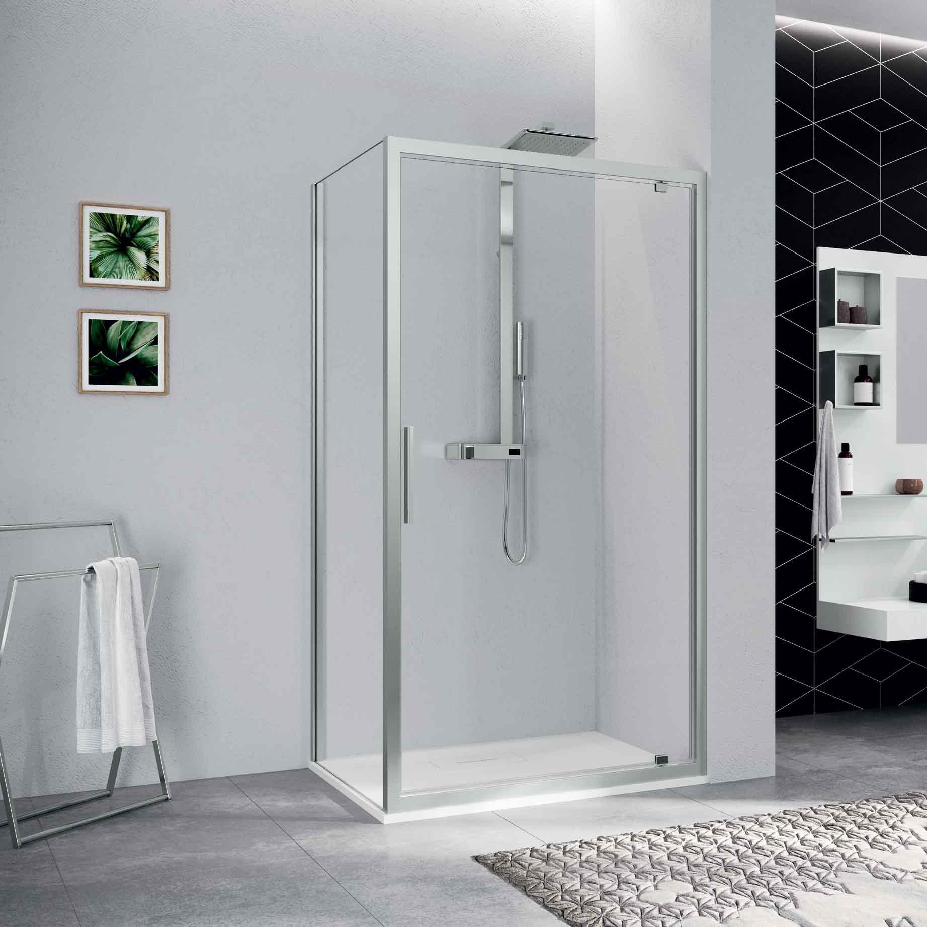 sopravasca aurora 6 novellini. Black Bedroom Furniture Sets. Home Design Ideas