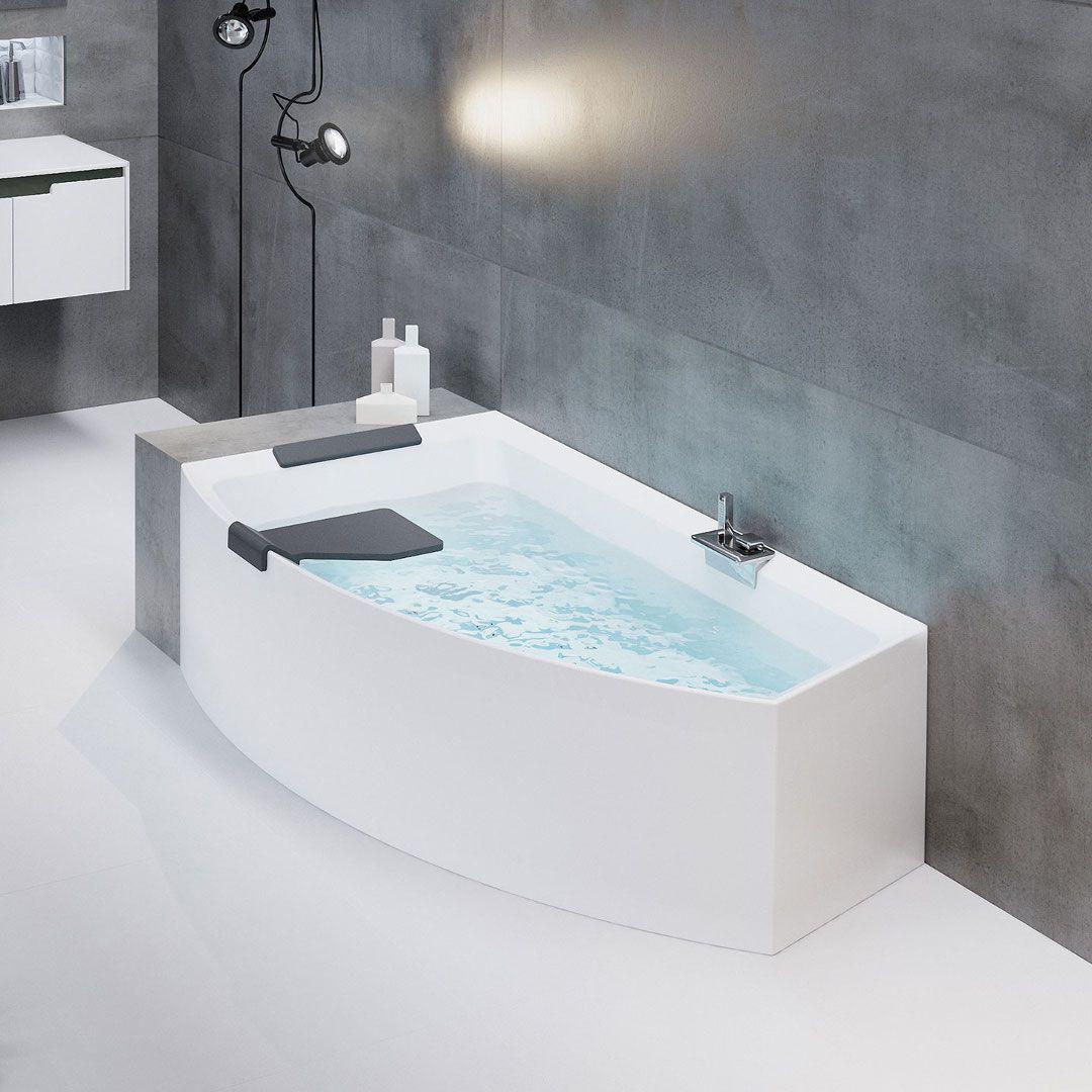 Novellini for Vasche da bagno doppie