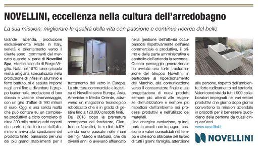 pubblicazioni - novellini - it - Arredo Bagno Novellini