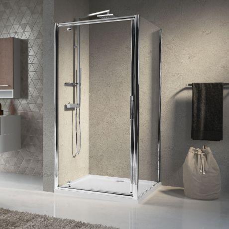 box doccia lunes g f novellini. Black Bedroom Furniture Sets. Home Design Ideas