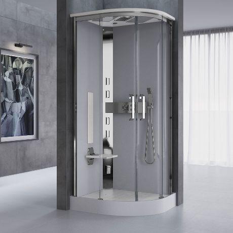 Cabine doccia nexis novellini - Cabine doccia multifunzione novellini ...