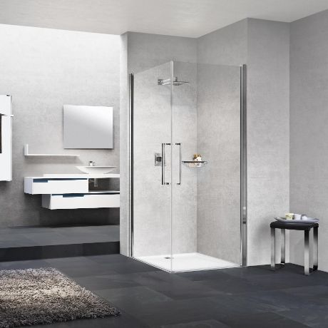box doccia young 2 0 2g novellini. Black Bedroom Furniture Sets. Home Design Ideas